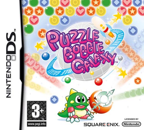 Thumbnail 1 for Puzzle Bobble Galaxy